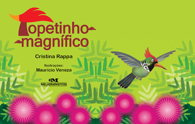 Topetinho-Magnífico Cristina Rappa