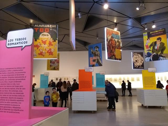 tebeos, tebeo español, historia, periodismo, libros, dibujo, ilustracion, dibujantes, ilustradores, España, Madrid, Museo ABC, Blog de arte, Voa Gallery, Yvonne Brochard