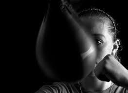 increasing punching power females
