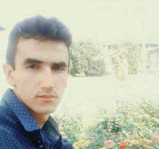 مسعود کیانی قلعه سردی از شهدای ایذه ۱۰ دی۱۳۹۶