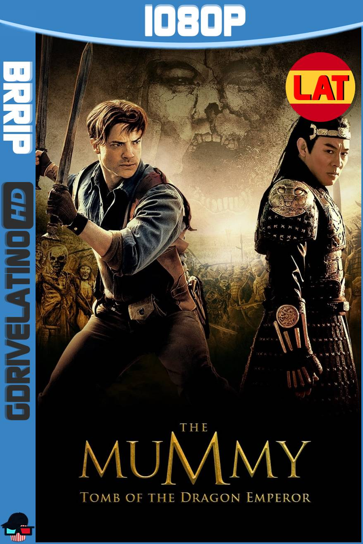 La Momia: La Tumba del Emperador Dragón (2008) BRRip 1080p Latino-Ingles MKV