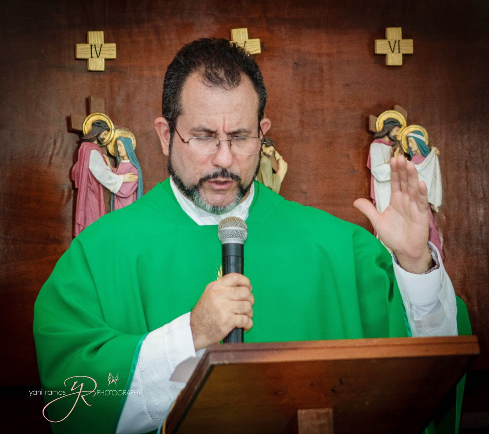 25th Anniversary of Priesthood - Fr. Jose Quintero