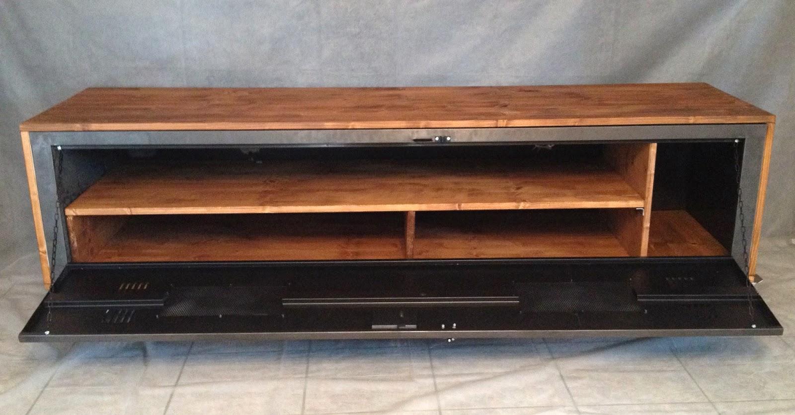 from hell meuble tv industriel. Black Bedroom Furniture Sets. Home Design Ideas
