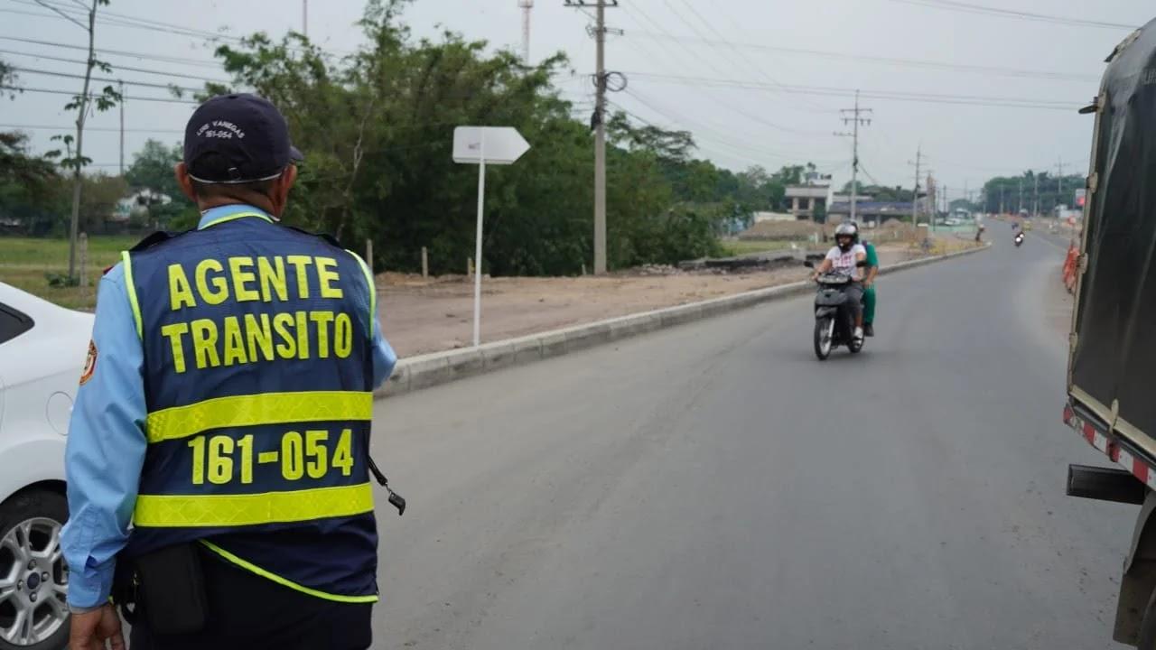 Luego de que culminara la semana de pedagógica decretada por la Secretaría de Movilidad de Villavicencio, para que los motociclistas realizarán la marcación de los cascos