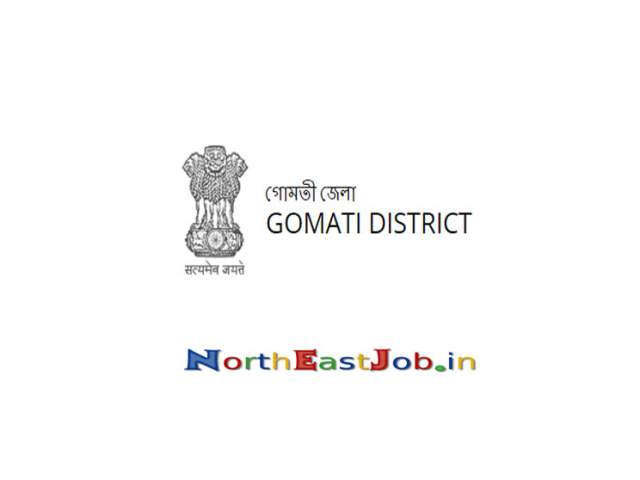District-Magistrate-Colletor-Gomati-District-Udaipur-Jobs-2019
