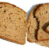 Bread rich food in carbohydrates