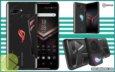 أفضل وأقوى هاتف للالعاب ASUS ROG Phone 2 | وحش الالعاب