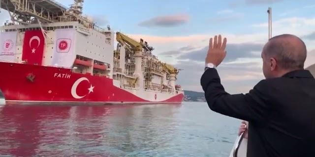 Spiegel: Γιατί ο Ερντογάν διακινδυνεύει έναν πόλεμο στη Μεσόγειο