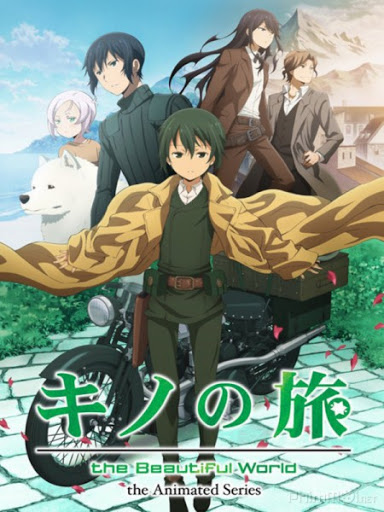 Kino no Tabi  ,2017 ,Anime , Action, Adventure, Slice of Life