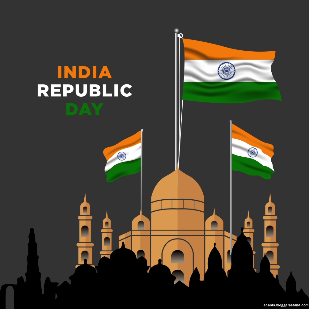 Happy republic day 2021 facebook cover images
