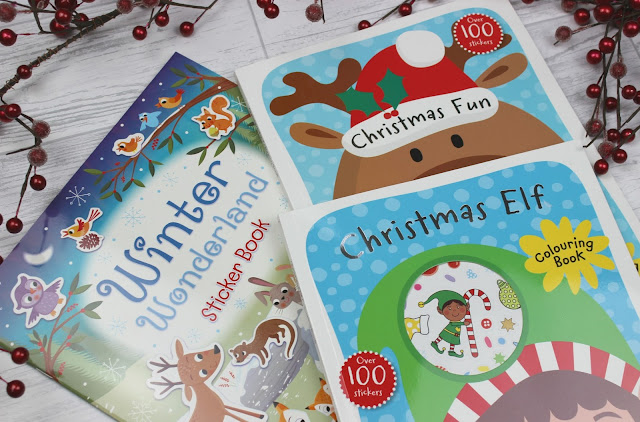 A review of Christmas Activity Packs for Toddlers