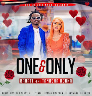 AUDIO | Bahati Ft Tanasha Donna - One And Only | Mp3 Download
