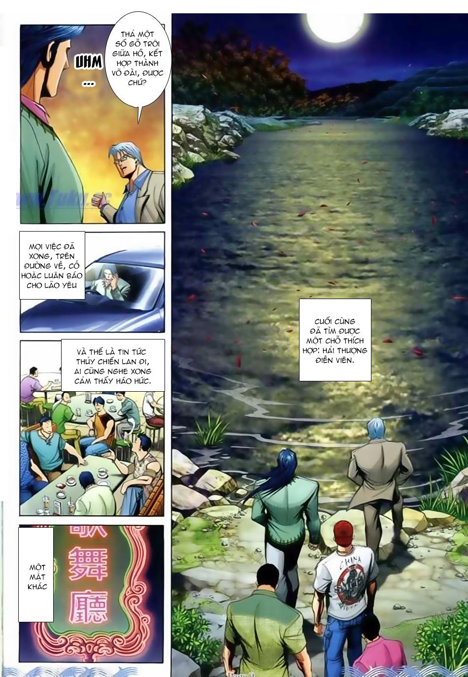 Người Trong Giang Hồ Chap 694 - Truyen.Chap.VN