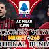 Prediksi AC Milan vs AS Roma 28 Juni 2020 Pukul 22:15 WIB