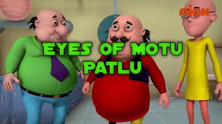 Eyes Of Motu Patlu Episode Cartoon video Watch And Download