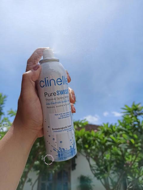 Clinelle Face Spray