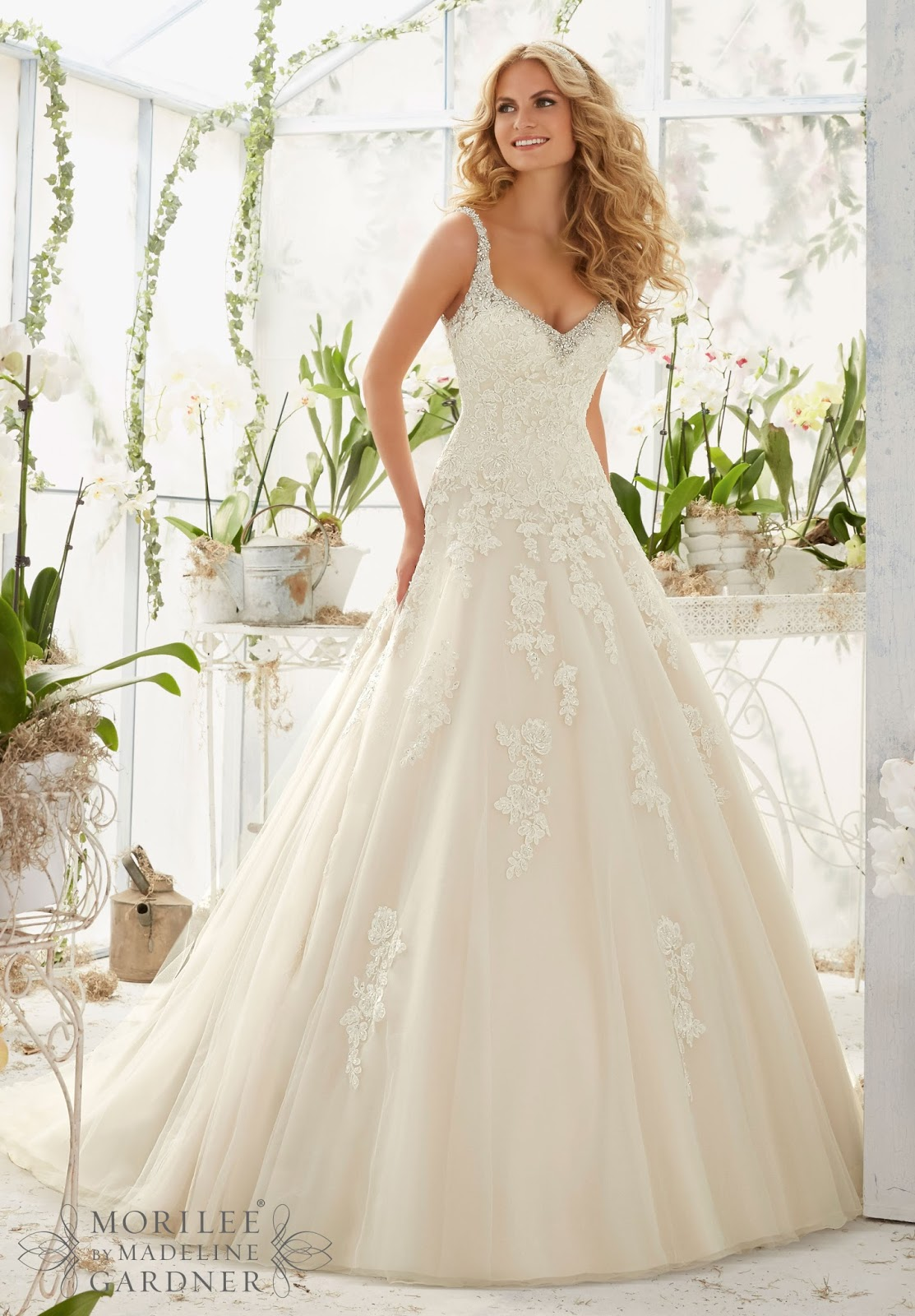Which wedding dress silhouette is your style for Wedding dresses in south florida