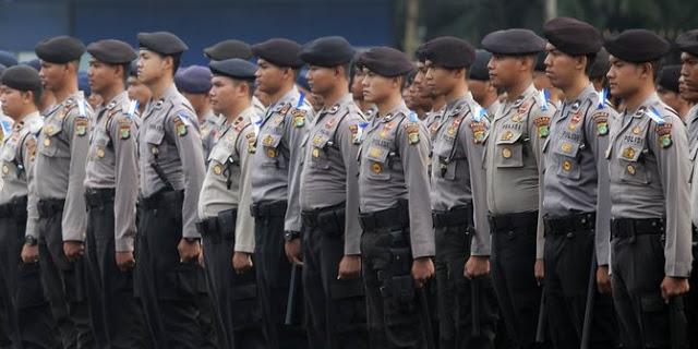 Viral, Ratus polisi di Polda Papua Barat, minta mutasi ke Bali