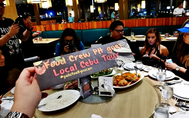 Best Restaurant in Cebu Isla Sugbu Seafood City Paluto-All-You-Can, Where To Eat In Cebu, Cebu Food Trip, Isla Sugbu Buffet Cebu Blog Review Menu Rate Address Contact No YedyLicious Manila Food Blog
