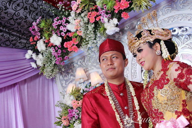 Makeup artist rias pengantin sunda siger resepsi pernikahan