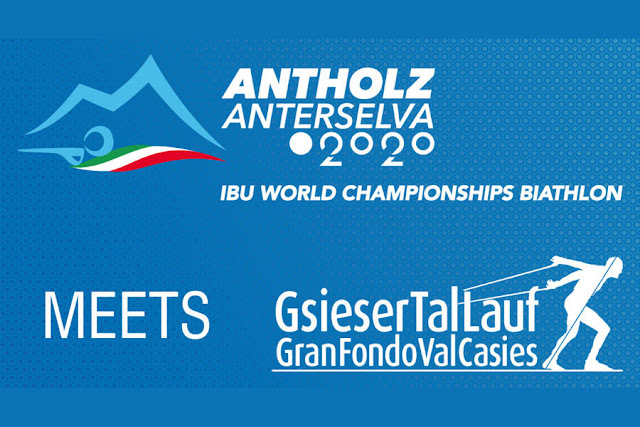 BIATLÓN - Mundial 2020 (Rasen-Antholz, Italia): Johannes Thingnes Bo y Marte Olsbu Roiseland copan el campeonato