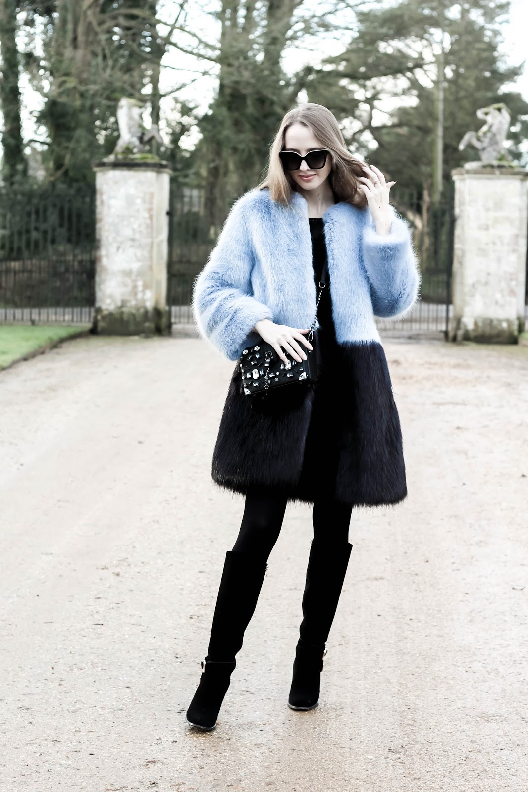 Fashion Blogger Discussion on Faux Fur