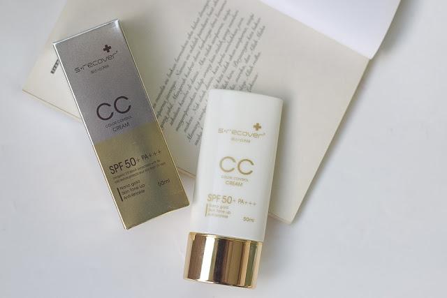 Fungsi  CC Cream Makeup Routine Yang Tahan Lama Dari Hansaegee Nature