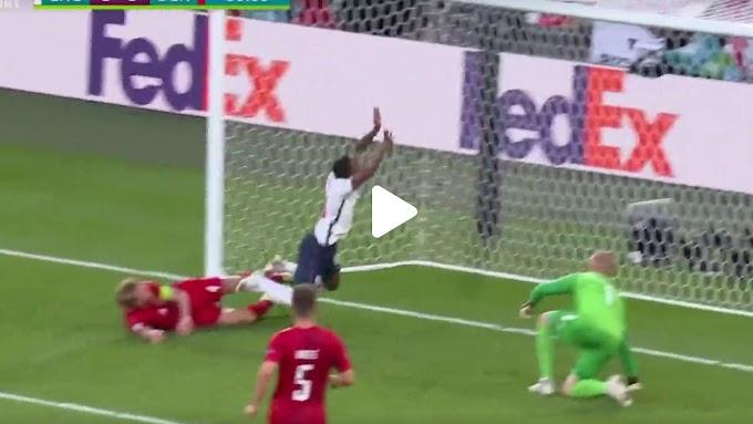 England  2:1  Denmark /UEFA Euro 2020