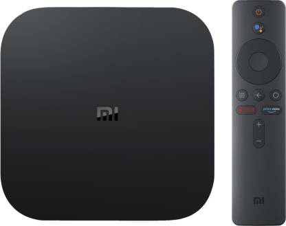 Mi Box 4k Media Streaming Device With Discount Deal Price