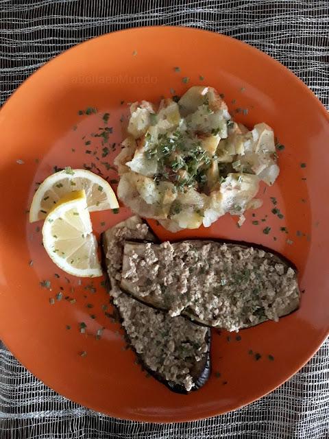 vegan schnitzel - a bella e o mundo