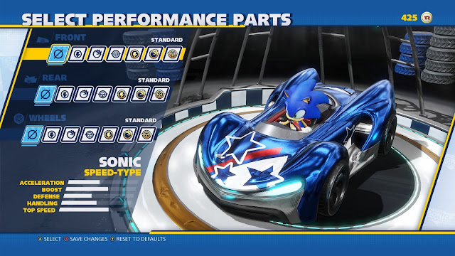race car customization