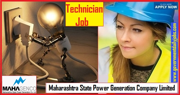MAHAGENCO Recruitment 2019 for Technician III for 746 Posts