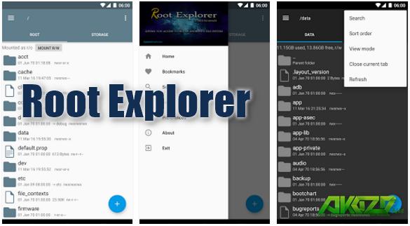 Download Root Explorer Pro v4.0.7 Apk Terbaru Gratis