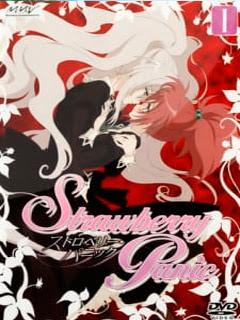 Assistir Strawberry Panic Online