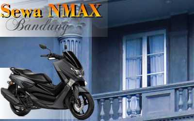 Sewa motor N-Max Jl. Gagak Bandung