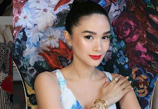 Actress Heart Evangelista definitely has a big heart!