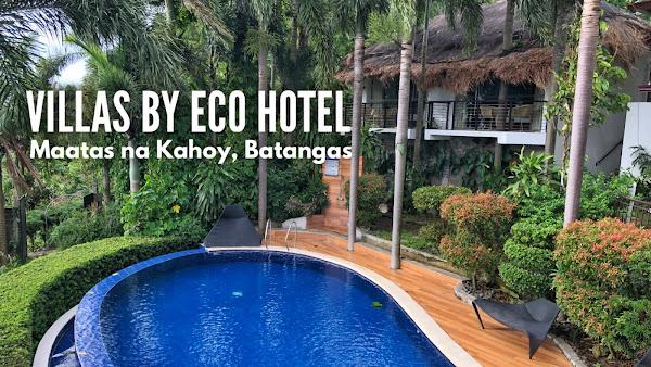 Hotel Reviews Villas by Eco Hotel Batangas