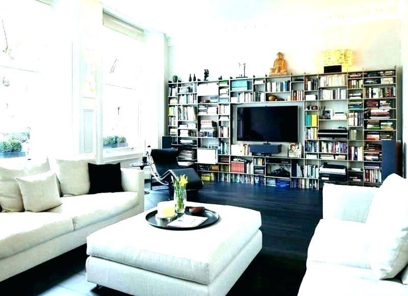 amazing bookshelf ideas for small living room shelves design addicted decorating
