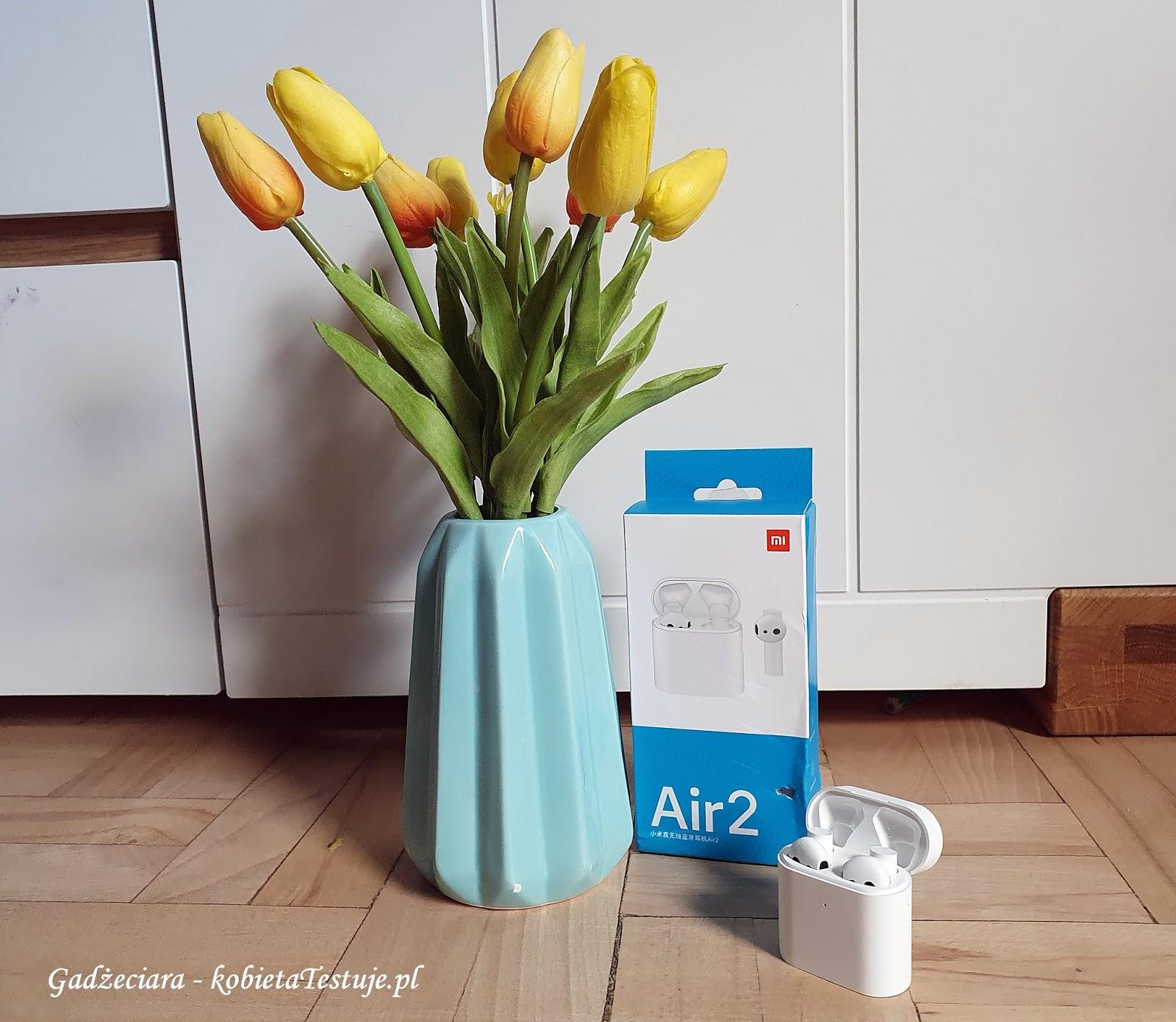 Słuchawki bezprzewodowe Xiaomi Mi Air 2 TWS