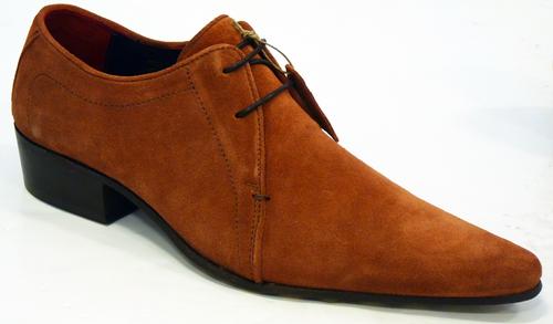 Mens Suede Shoes Size