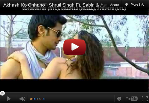 nepali songs nepali news nepali tv shows nepali akhash ko chhano shruti singh