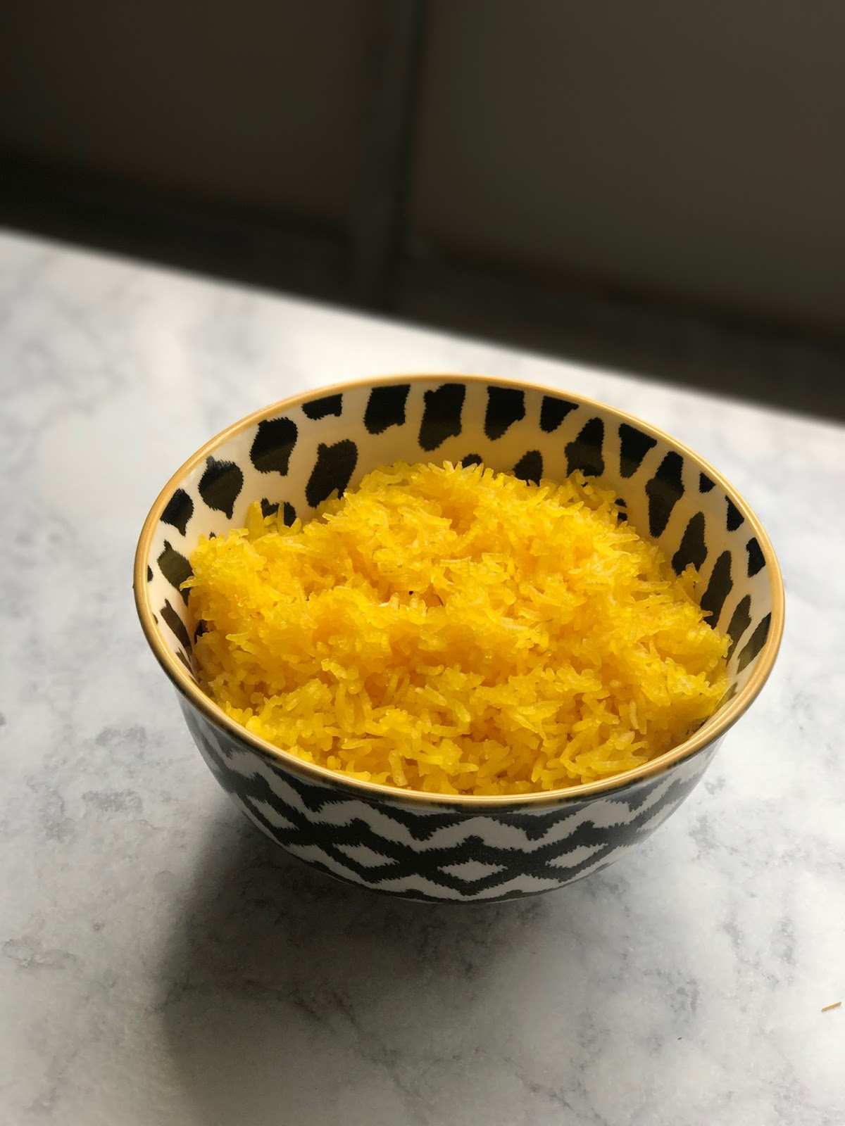 delicious pakistani zarda - sweet rice