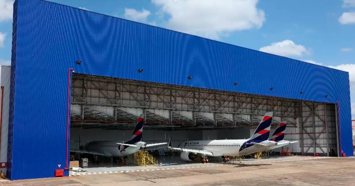 Latam abre 180 vagas em São Carlos para ampliar em 15% a capacidade de manutenção