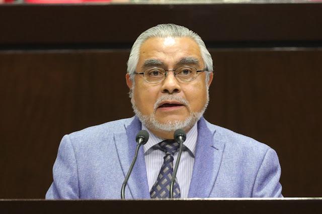 Reforma eléctrica pone freno al proceso neoliberal de privatización de las energías en el país: Marco Medina