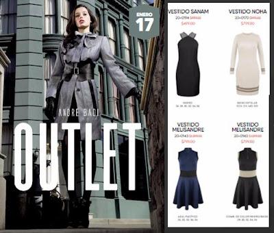 catalogo de moda andre badi enero 2017