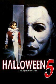 Halloween 5: A Vingança de Michael Myers Torrent - BluRay 720p Dual Áudio