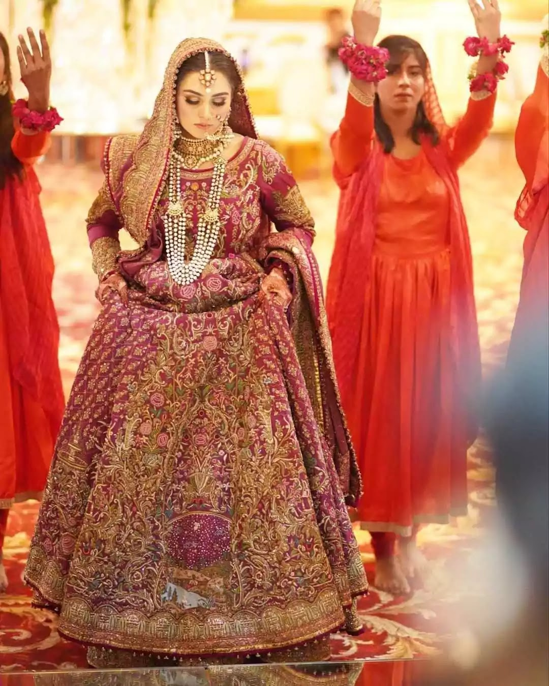 Komal Baig Wedding Pictures With Her Husband