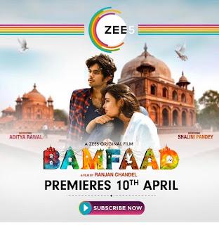Download Bamfaad (2020) ZEE5 Hindi 480p [300MB] | 720p [800MB] | 1080p [1.6GB] HDRip