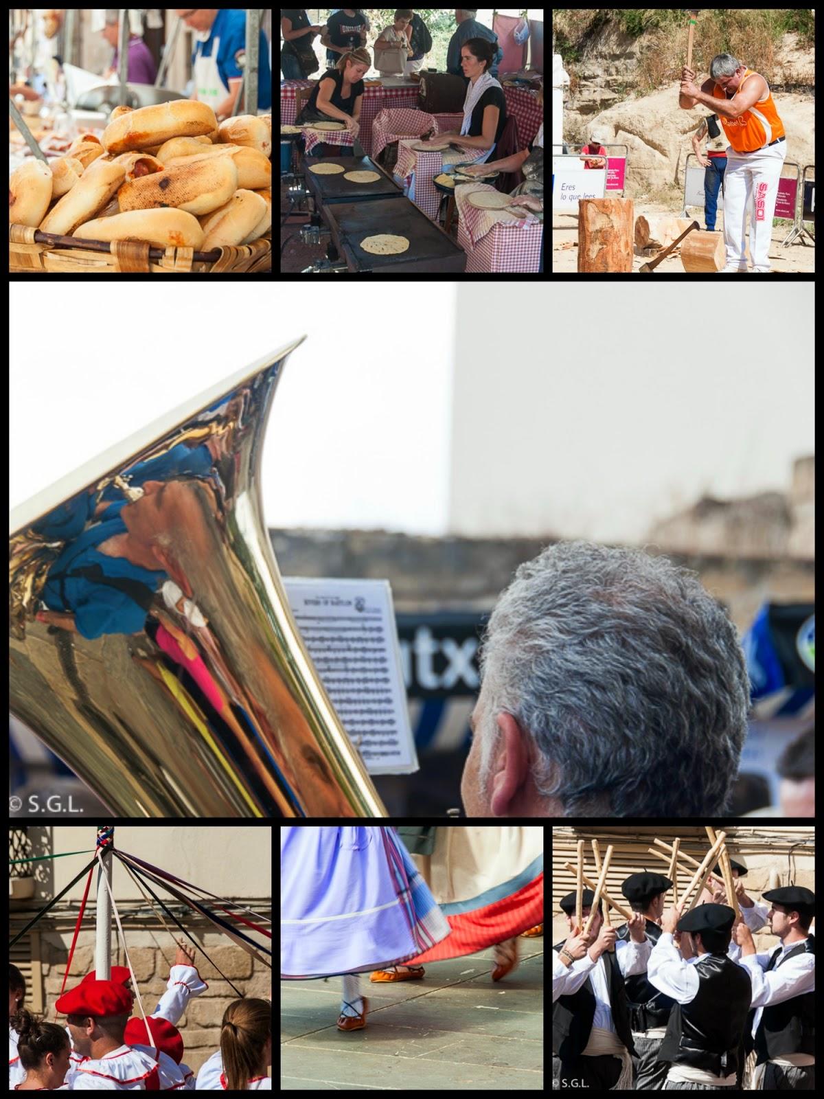 Fiesta de la vendimia 2014. Labastida. Rioja alavesa