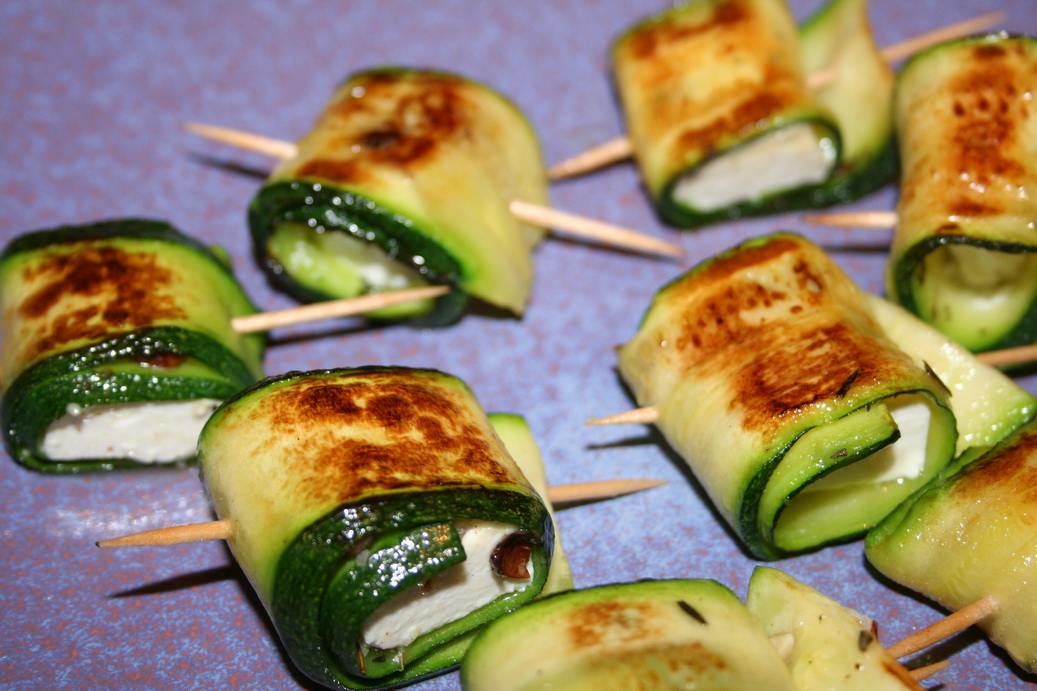zucchini fingerfood — rezepte suchen